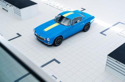2021 Volvo P1800 Cyan 2