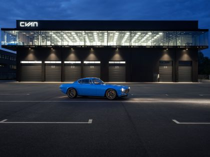 2021 Volvo P1800 Cyan 16