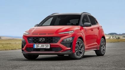 2021 Hyundai Kona N Line 3