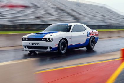 2021 Dodge Challenger Mopar Drag Pak 1