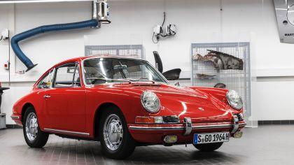 1964 Porsche 901 12