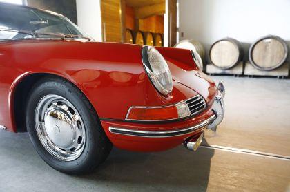 1964 Porsche 901 14
