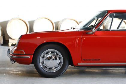 1964 Porsche 901 19