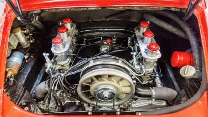 1964 Porsche 901 23