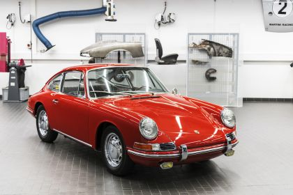 1964 Porsche 901 45