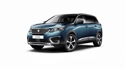2021 Peugeot 5008 1