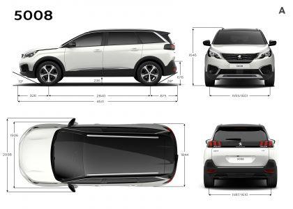 2021 Peugeot 5008 30