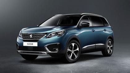 2021 Peugeot 5008 2