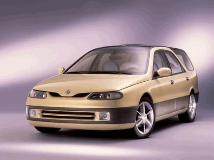 1995 Renault Laguna Evado concept 1