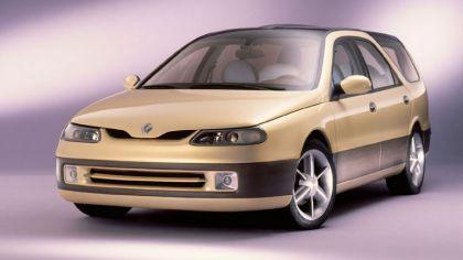 1995 Renault Laguna Evado concept 4