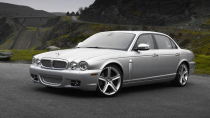 2008 Jaguar XJ8 L 8
