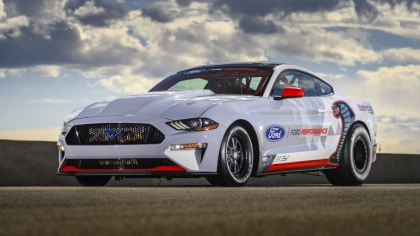 2020 Ford Mustang Cobra Jet 1400 concept 8
