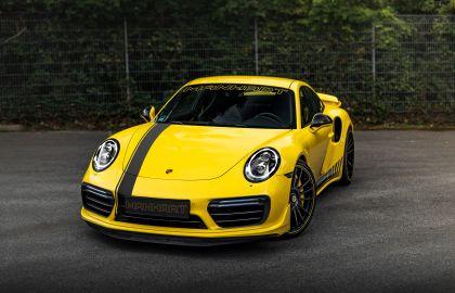 2020 Manhart TR 850 ( based on Porsche 911 991 type II Turbo S ) 3