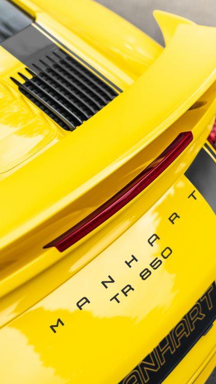 2020 Manhart TR 850 ( based on Porsche 911 991 type II Turbo S ) 13