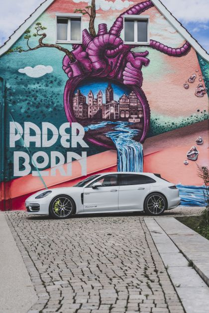 2021 Porsche Panamera 4S E-Hybrid Sport Turismo 10