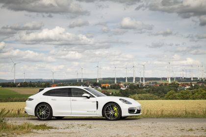 2021 Porsche Panamera 4S E-Hybrid Sport Turismo 27