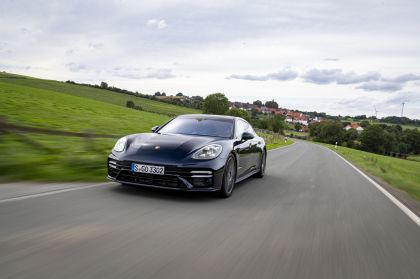 2021 Porsche Panamera Turbo S Executive 4
