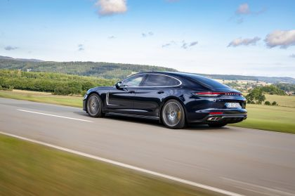 2021 Porsche Panamera Turbo S Executive 12