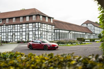2021 Porsche Panamera GTS 4