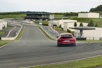 2021 Porsche Panamera GTS 35