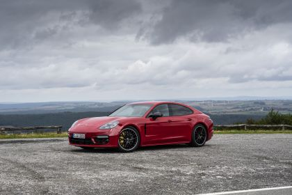 2021 Porsche Panamera GTS 49