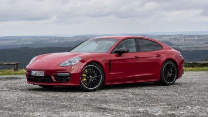2021 Porsche Panamera GTS 9