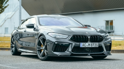 2020 BMW M8 ( F93 ) Competition by AC Schnitzer 6