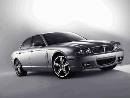 2008 Jaguar XJ8 UK version 13