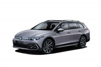 2021 Volkswagen Golf ( VIII ) Alltrack 8