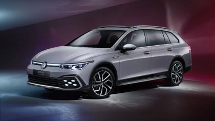 2021 Volkswagen Golf ( VIII ) Alltrack 5