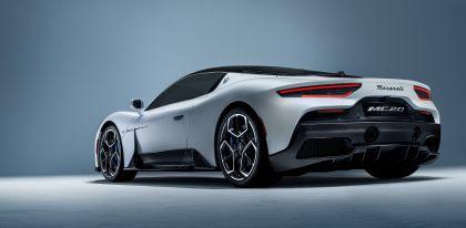 2021 Maserati MC20 14
