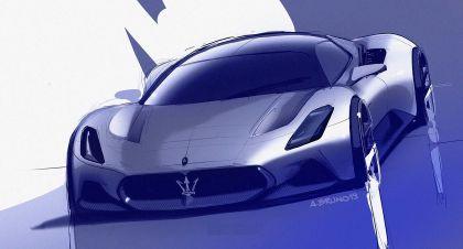 2021 Maserati MC20 69