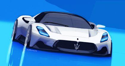 2021 Maserati MC20 70