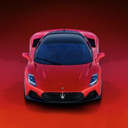 2021 Maserati MC20 99