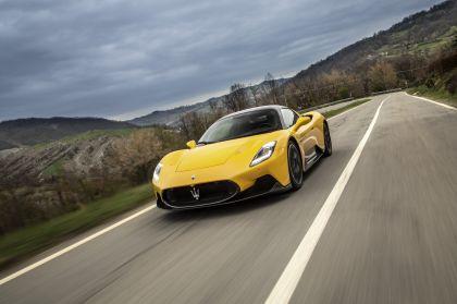 2021 Maserati MC20 124