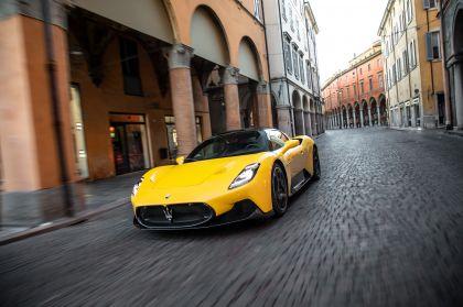 2021 Maserati MC20 130