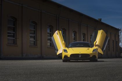 2021 Maserati MC20 139