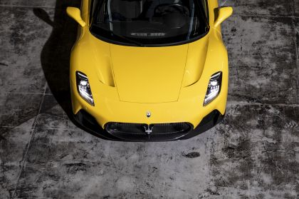 2021 Maserati MC20 141