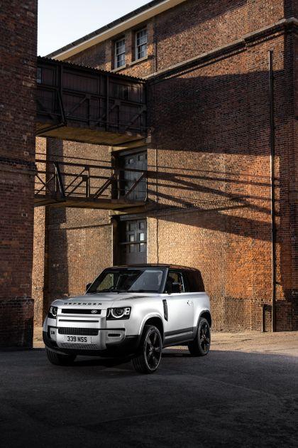 2021 Land Rover Defender 90 2