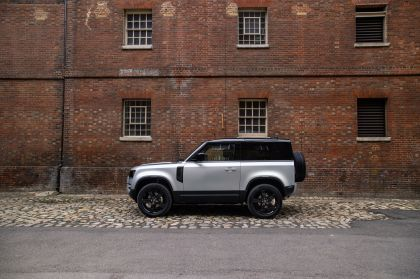 2021 Land Rover Defender 90 7