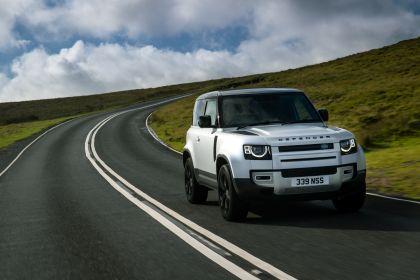 2021 Land Rover Defender 90 17