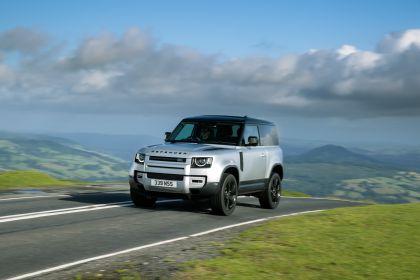2021 Land Rover Defender 90 20