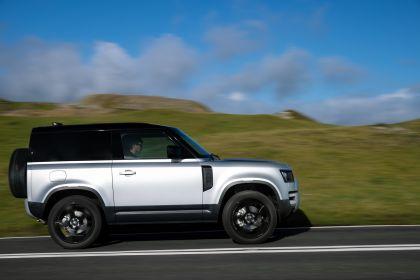 2021 Land Rover Defender 90 22