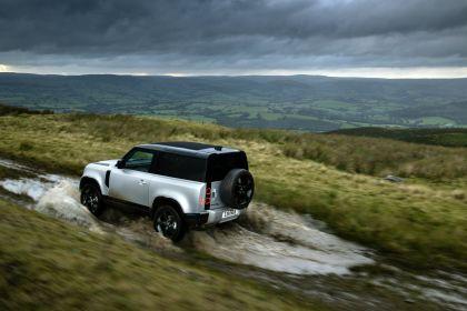2021 Land Rover Defender 90 25