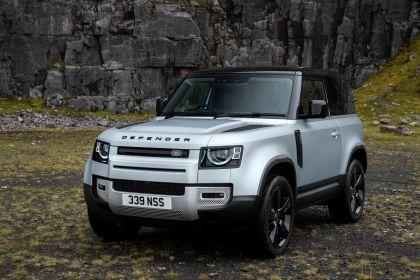 2021 Land Rover Defender 90 28