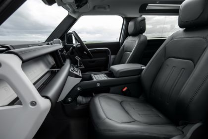 2021 Land Rover Defender 90 45