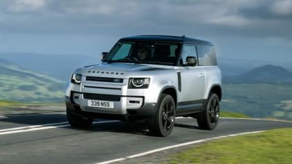2021 Land Rover Defender 90 8