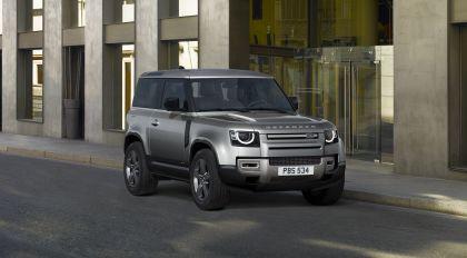 2021 Land Rover Defender X-Dynamic 1