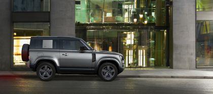 2021 Land Rover Defender X-Dynamic 2