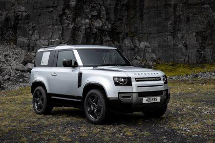 2021 Land Rover Defender X-Dynamic 3